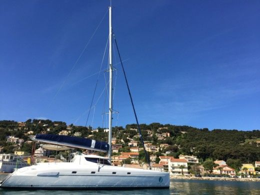 Catamarano Fountaine Pajot Bahia 46 da noleggiare