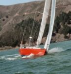 Sailboat J Boats J/35/cu