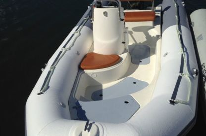 Rental RIB Zodiac Medline Sundream Saint-Florent