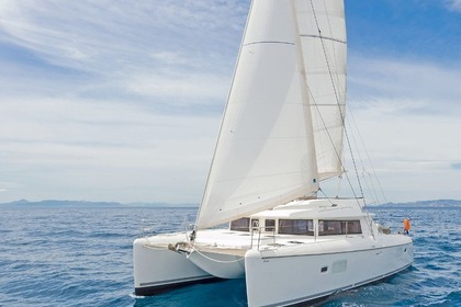 Rental Catamaran LAGOON 421 Laurium