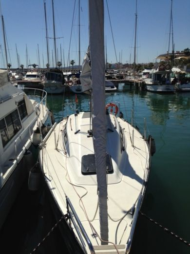 Miete segelboot in Sitges