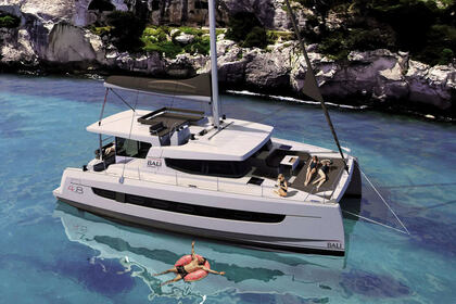 Charter Catamaran Bali Bali 4.8 with watermaker & A/C - PLUS Nassau