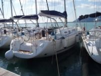 Charter Sailboat Dufour 45 Salerno