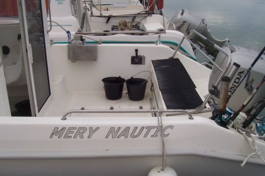 MERY NAUTIC 600 in Portbail for hire