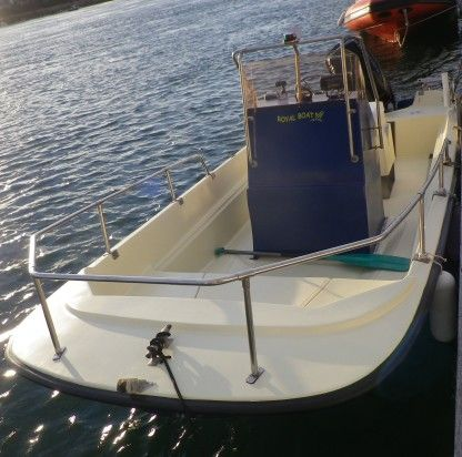Charter Motorboat Biskinis Hellas Plouhinec