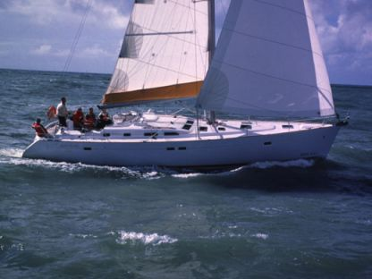 Rental Sailboat  Oceanis 473 Santa Cruz de Tenerife