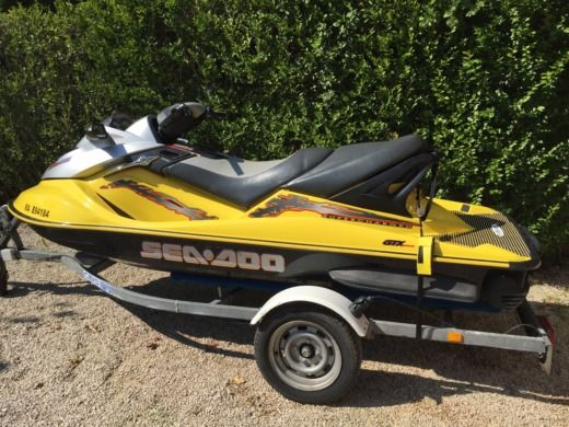 Jet ski Sea Doo Gtx Supercharged for hire