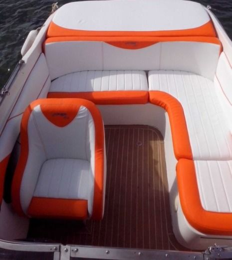 Motorboat Viper V203 for hire