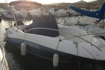 Rental Motorboat QUICKSILVER 635 COMMANDER Argelès-sur-Mer