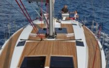 Rental Sailboat Hanse 455 Stockholm
