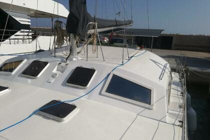 Charter Catamaran FLICA 37 Altea
