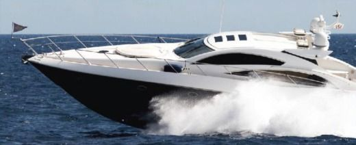Motorboat Sunseeker 72 M/y Aspire Of London for hire
