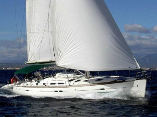 Beneteau Oceanis 473 in Malte peer-to-peer
