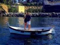 Rental motorboat in Beaulieu-sur-Mer