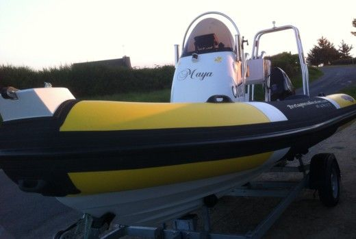 RIB SEARIBS 540 for hire