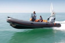 RIB Highfield 590 for hire