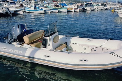 Rental RIB ZODIAC MEDLINE 550 La Ciotat