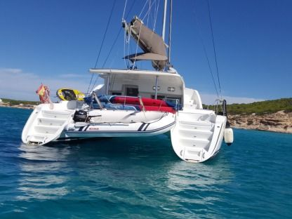 Location Catamaran Lagoon 44O Ibiza
