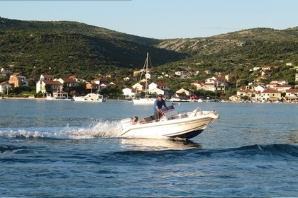 Rental Motorboat FISHERMAN TIBURON 180 OPEN Vinišće