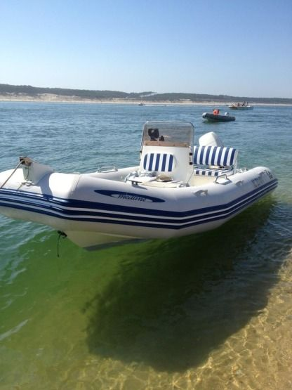 Rental RIB Zodiac Medline 1 Arcachon
