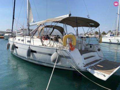 Rental Sailboat Bavaria Cruiser 45 Athens