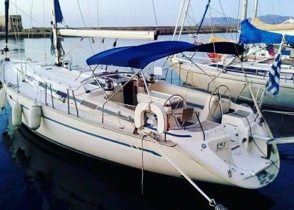 Charter Sailboat Bavaria 47 Chania