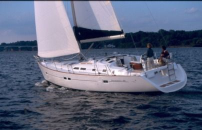 Charter Sailboat Oceanis Clipper 423 Procida