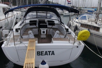 Hire Sailboat HANSE 455 Medulin
