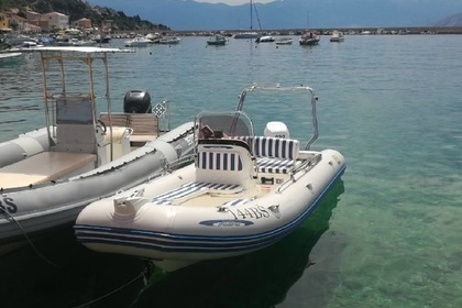 Hire RIB ZODIAC MEDLINE 550 Baška