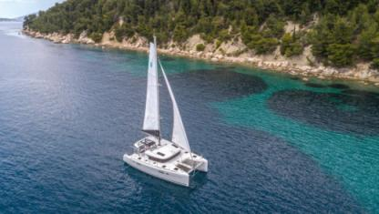 Location Catamaran Lagoon 39 Slano