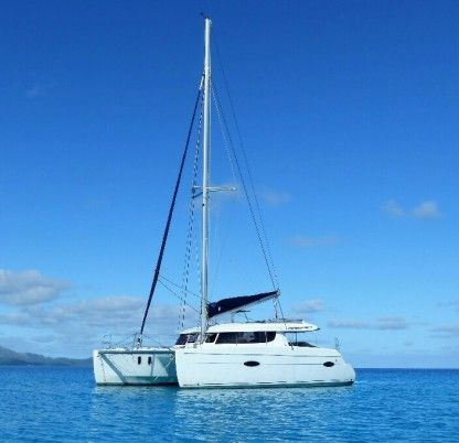Location Catamaran Fountaine Pajot Lipari 41 Papeete