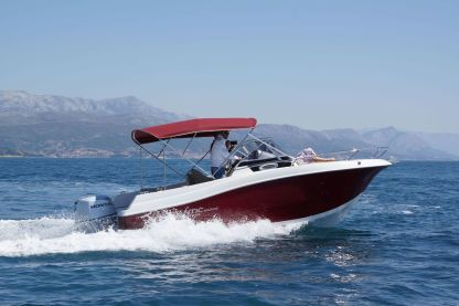 Rental Motorboat Atlantic 655 Sun Cruiser Tribunj