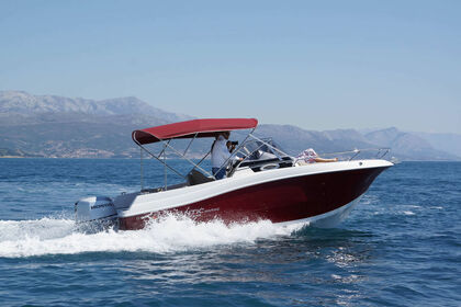 Rental Motorboat Atlantic 690 Sun Cruiser Tribunj