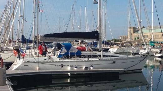 Jeanneau Sun Fast 39 in Deauville for hire