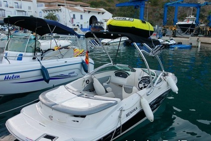 Rental Motorboat SEA RAY 185 SPORT La Herradura