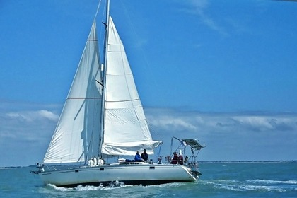 Charter Sailboat Jeanneau  45 Sun Kiss Half - Day trip to Dia island Heraklion