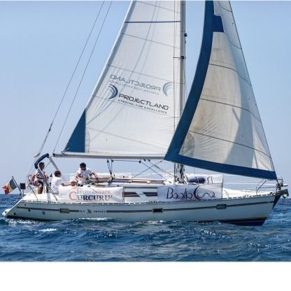 Rental Sailboat Jeanneau Sun Odissey 36 Balestrate