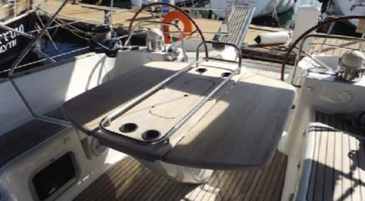Jeanneau 54 in Malte for hire