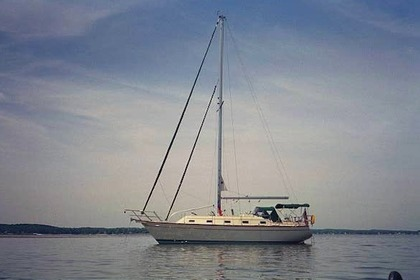 Hire Sailboat Island Packet 39 Charleston