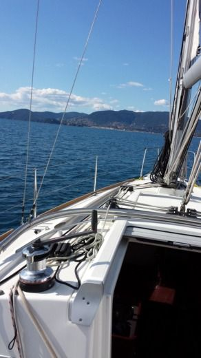 Charter sailboat in Grimaud peer-to-peer