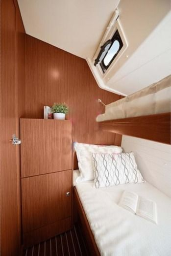 Sailboat Bavaria Cruiser 51 for rental