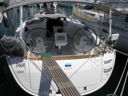 Rental Sailboat Bavaria Cruiser 34 Sukošan