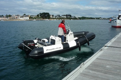 Location Semi-rigide PRO MARINE MANTA 550 Étel