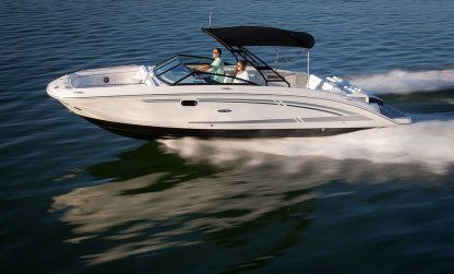 Rental Motorboat Sea Ray 290 Ibiza