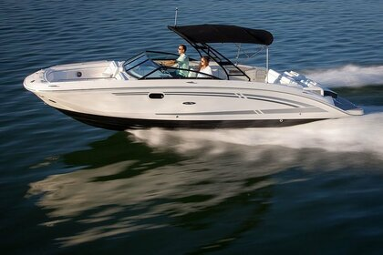 Charter Motorboat SEA RAY 290 Ibiza