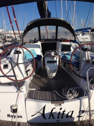 Sailboat JEANNEAU 42 I Sun Odyssey for hire