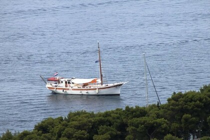 Hire Sailboat Gulet Dolin Trogir