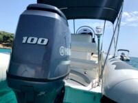 RIB Bura 5.6 for rental