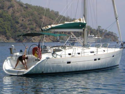 Rental Sailboat Beneteau Oceanis 411 Lagos