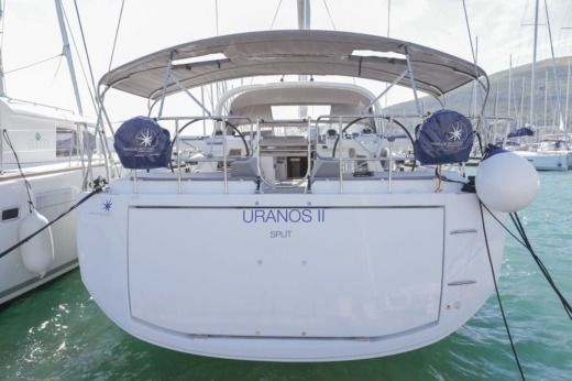 Jeanneau 64 in Seget Donji for hire
